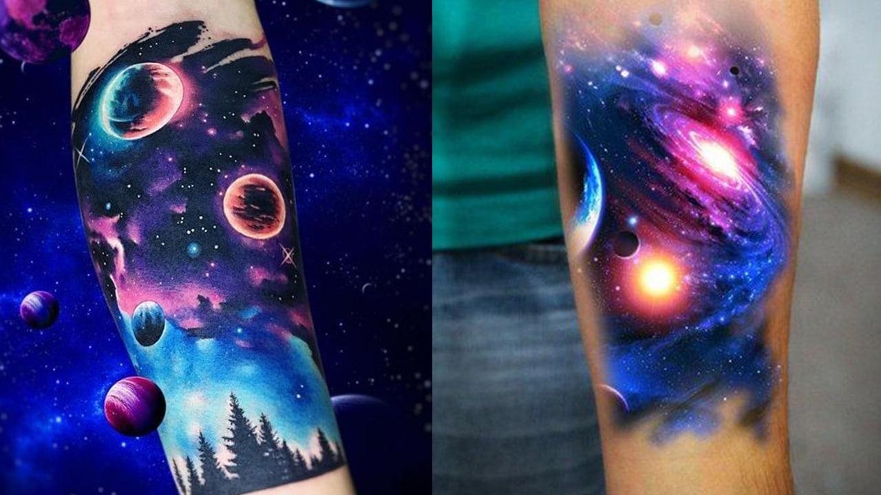 Tatuajes de Universo